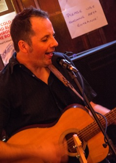 Andy Bell & Eelco Beckers @ Lonergan's