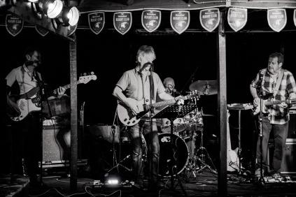 The Backyard Band @ Gleeson's