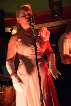 Miss Truly DiVine & her Swinging Trio @ Eldon's