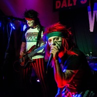 The Wig Wam Glam Band @ Liam Daly's