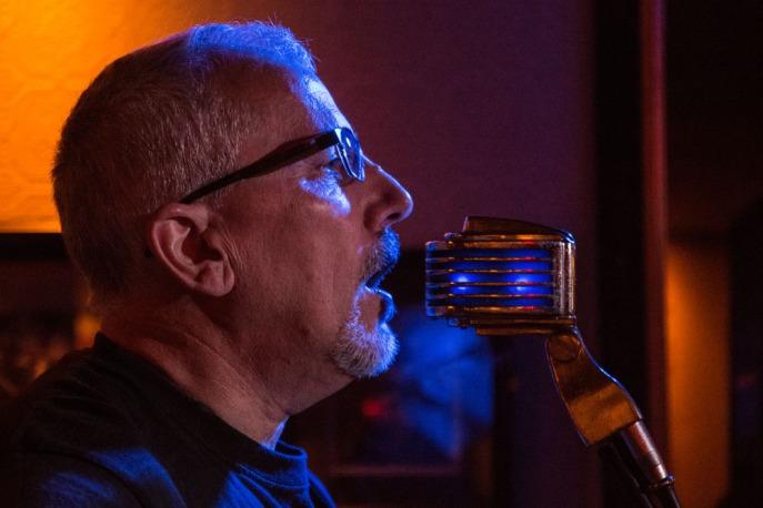 Andy Bell @ Moran's